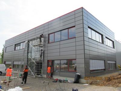 Výrobní hala, České Budějovice