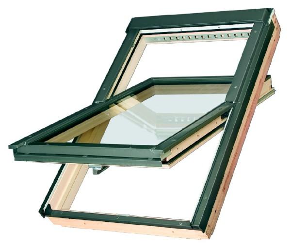 Kyvné okno Fakro dřevěné