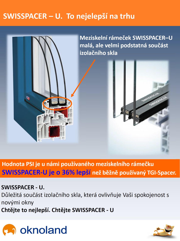 Swisspacer U I