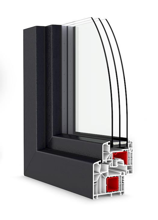 Plastová okna Slovaktual PASIV